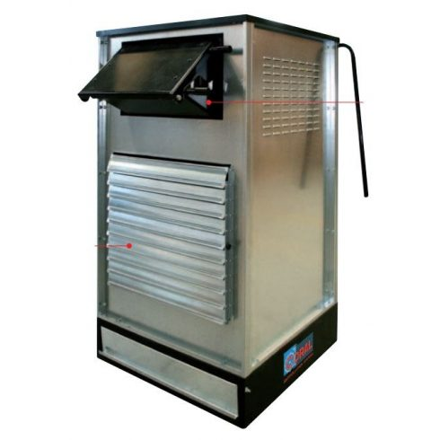 CALORY 60 C/S/F fatüzelésű hőlégfúvó