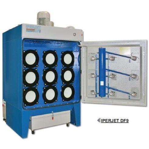 IPERJET DF9 SC 7,5 kW USGC porleválasztó szűrőtorony