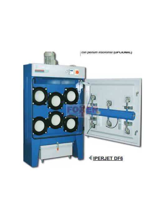IPERJET DF-6 / 4KW / USGC / 4000m3/h  / 72m2 szürö normál