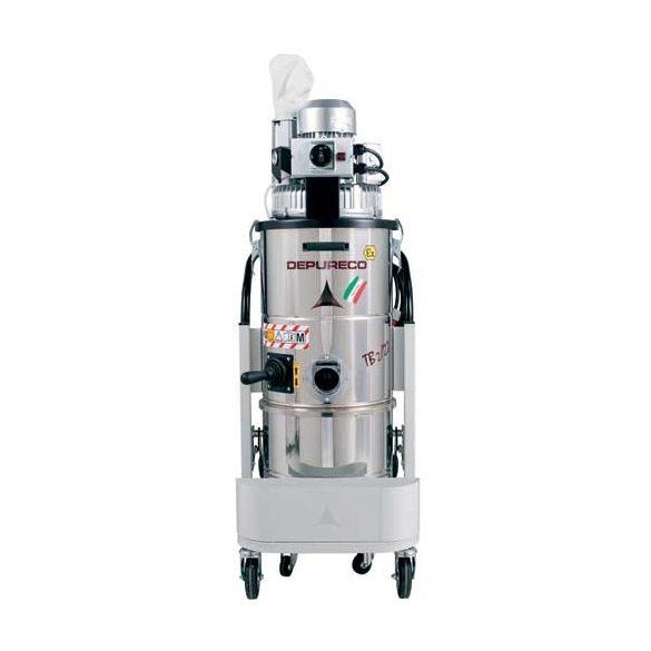 DEPURECO TB22 2,2 kW ipari porszívó